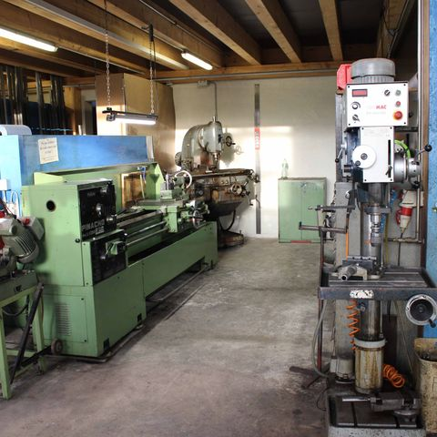 Machines-outils - Moret Machines Agricoles